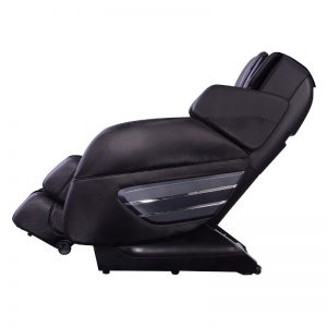 Fauteuil de massage iComfort Lotus Noir Côté