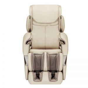 Fauteuil de massage iComfort Osimo Beige Devant