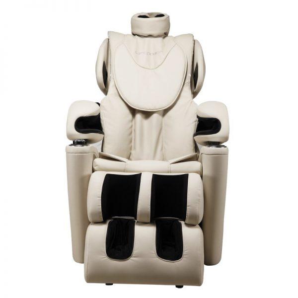 Fauteuil de massage iComfort Sora Ivoire Devant