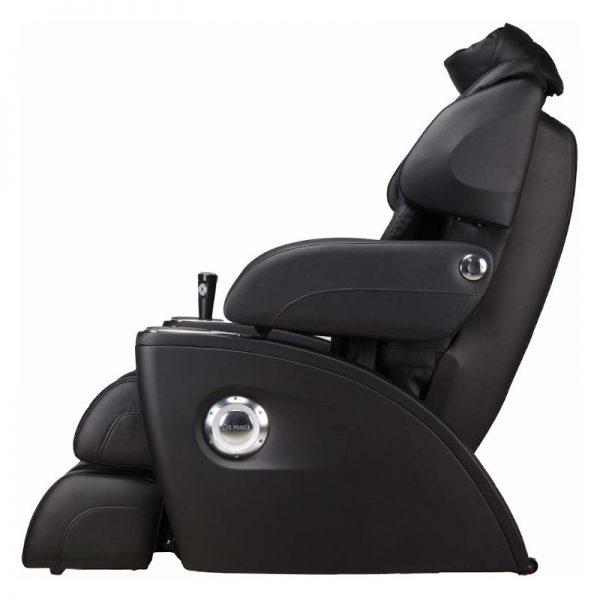 Fauteuil de massage iComfort Sora Noir Côté