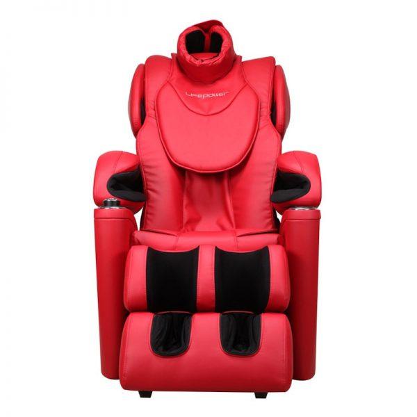 Fauteuil de massage iComfort Sora Rouge Devant