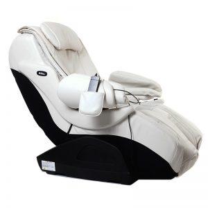 Fauteuil de massage INADA Duet Blanc - Côté