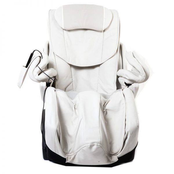 Fauteuil de massage INADA Duet Blanc - Devant