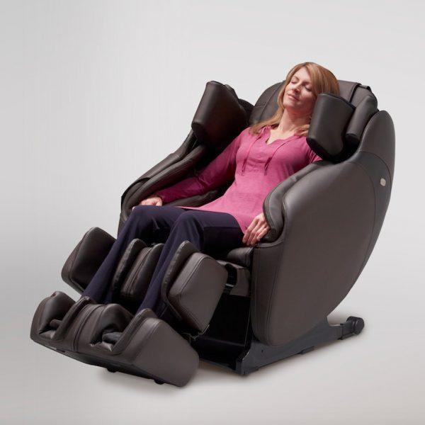 Fauteuil de massage INADA Flex 3S Espresso Lifestyle