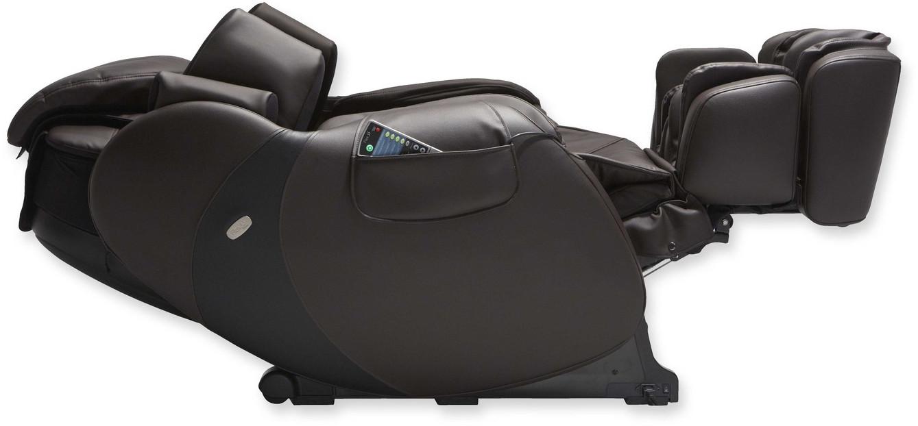 Fauteuil de massage INADA Flex 3S Espresso Zéro Gravité