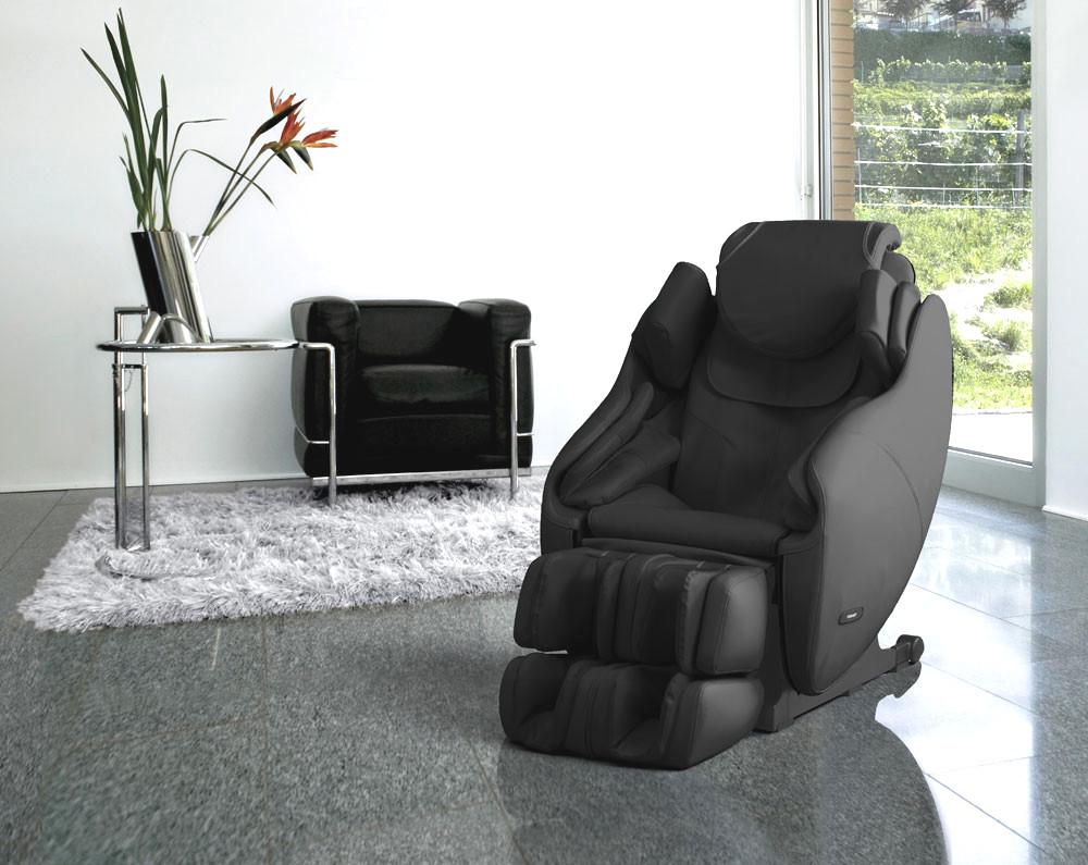 Fauteuil de massage INADA Flex 3S Noir Lifestyle